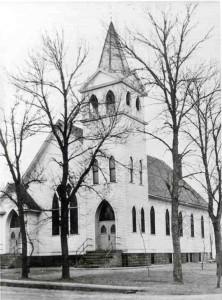 Carmel Reformed Church in Rock Valley, Iowa